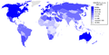 Gdp per capita ppp world map 2005 copy one colour.png