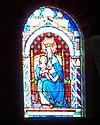 gebrandschilderd raam st odulphuskerk