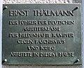 GedenktafelErnstThälmannSchuschke.JPG