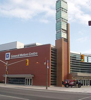 Oshawa - General Motors Centre