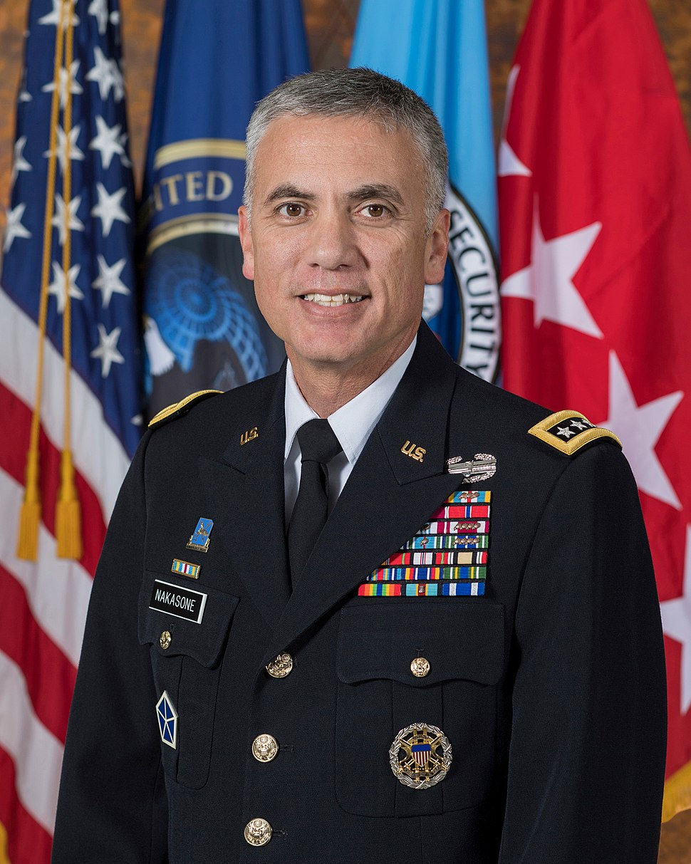 General Paul M. Nakasone (NSA)
