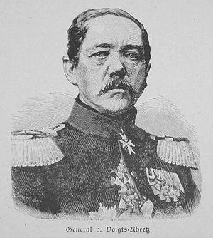 Konstantin Bernhard von Voigts-Rhetz - Image: General von Voigts Rheetz