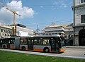 Genova filobus De Ferrari.JPG