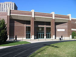 Joseph J. Gentile Center - Wikipedia, the free encyclopedia