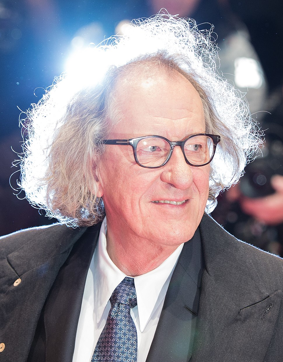 Geoffrey Rush Berlinale 2017