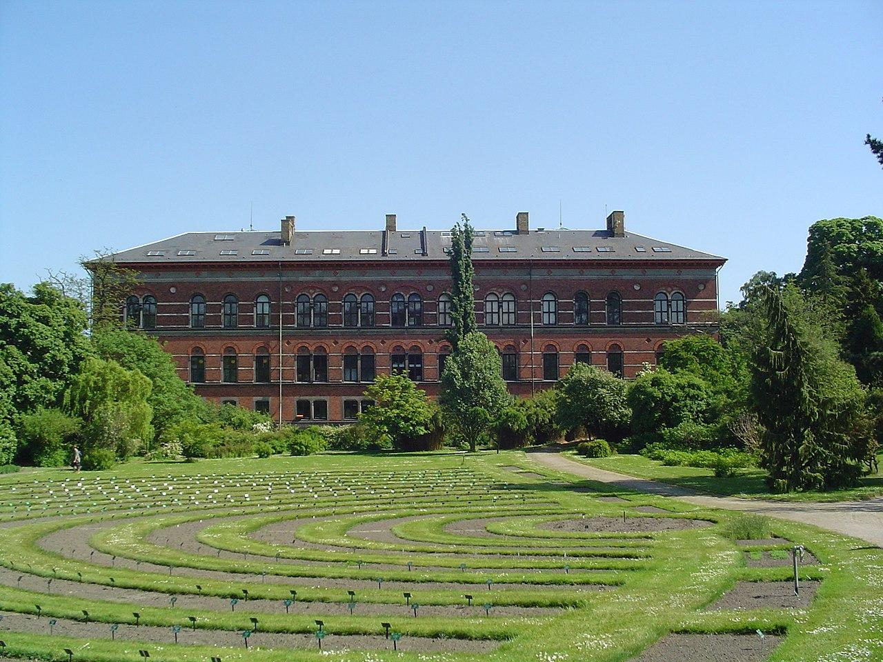 Copenhagen university address