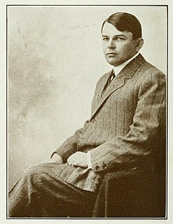 George Bergstrom American architect of Norwegian heritage