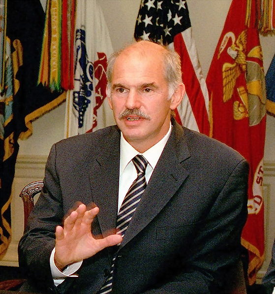 George Papandreou, Image