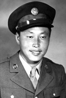 George T. Sakato United States Army Medal of Honor recipient