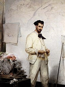 Georges Clairin by Paul Mathey.jpg