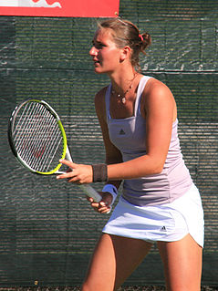 Georgie Gent British tennis player