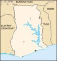Ghana 2008 helyszínek.png