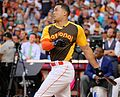 Giancarlo Stanton competes in final round of the '16 T-Mobile -HRDerby (28461614902).jpg