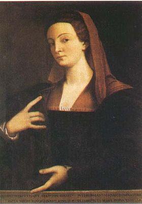 Джулия гонзага