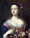 Giusto Suttermans, Vittoria dell Rovere come Flora.jpg