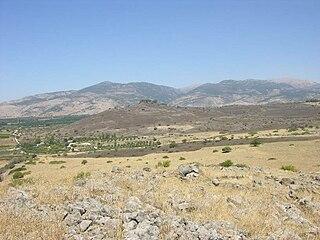 mountain in Israel