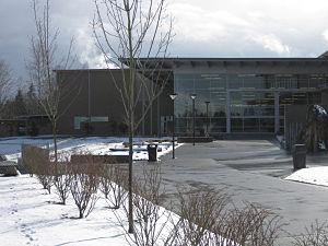 Glacier Peak High School - Image: Glacierpeakhs