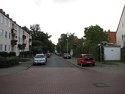 Glatzer Straße in Hannover