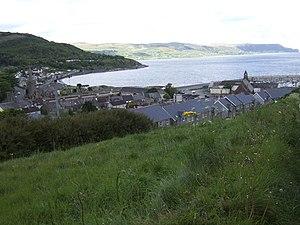 Glenarm - Glenarm Bay