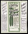 Glycerine and Cucumber Cream Wellcome L0034284.jpg