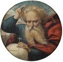 God Blessing the Earth (Benvenuto Tisi da Garofalo) - Nationalmuseum - 17142.tif