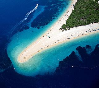 Brač Croatian island