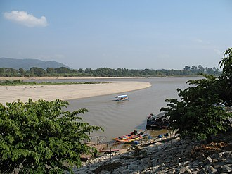 Chiang Saen District - The Golden Triangle in Amphoe Chiang Saen