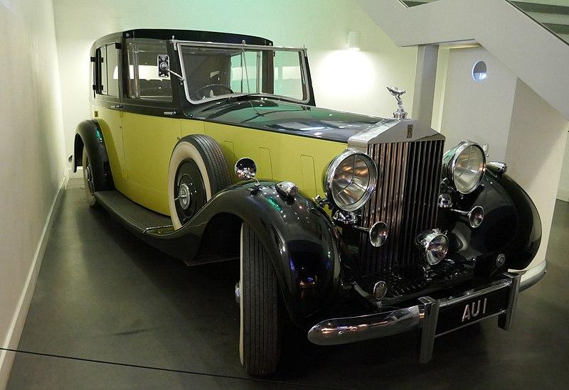 File:Goldfinger - Rolls-Royce Phantom III.jpg