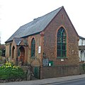 Gomshall Chapel (URC), Station Road, Gomshall (March 2014, from West) (1).JPG