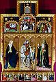 Gonçal Peris, Retaule de Sant Martí, santa Úrsula i Sant Antoni Abat.jpg