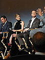 Gone Girl Premiere at the 52nd New York Film Festival P1070821 (15186604168).jpg