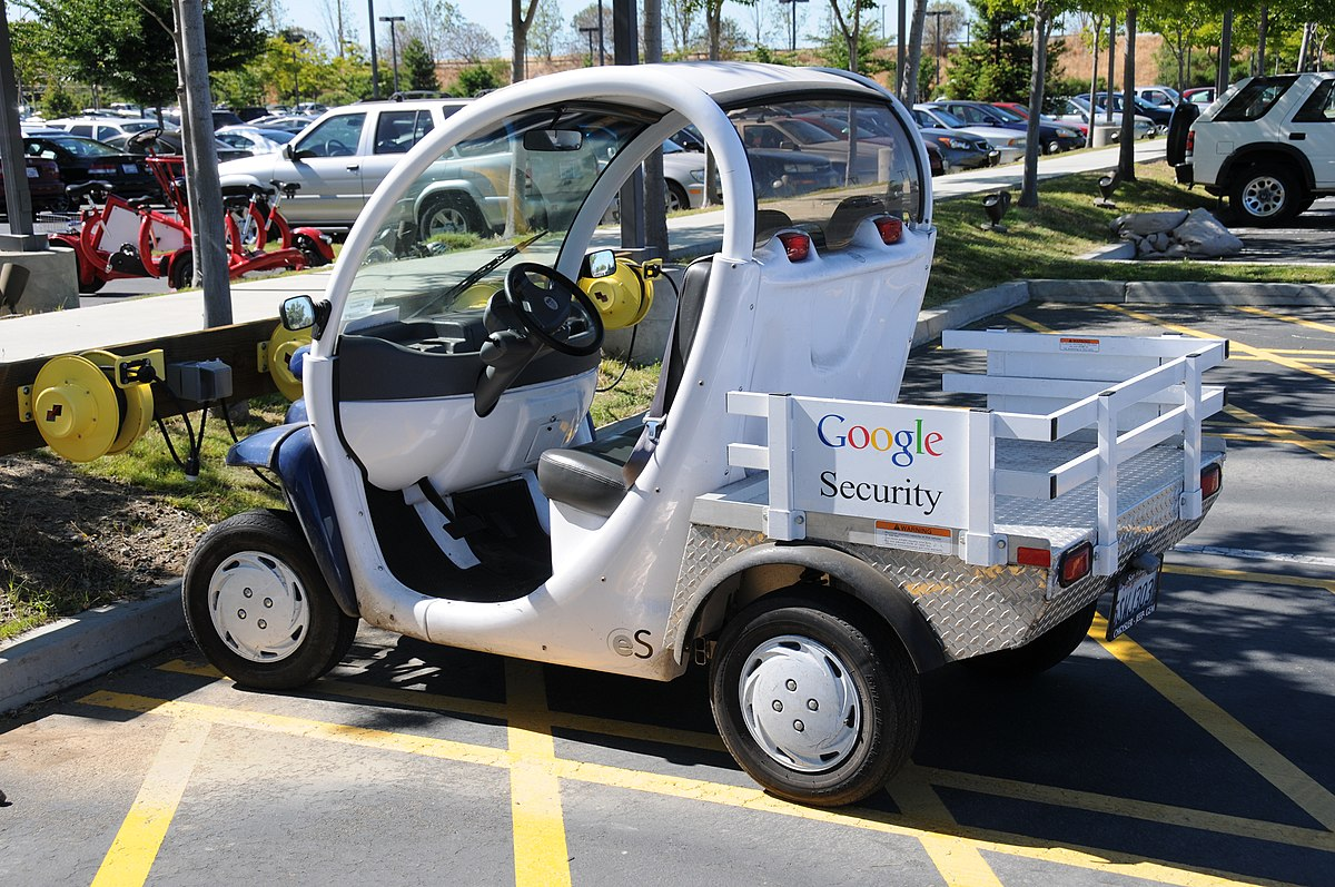 Neighborhood Electric Vehicle - Wikipedia on