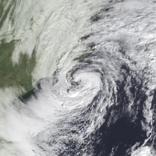 Hurricane Gordon (1994) Category 1 Atlantic hurricane in 1994