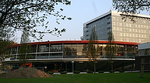 Leiden University - Gorlaeus building