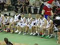 Gortat Team vs Wojsko Polskie - Gortat Team II.JPG
