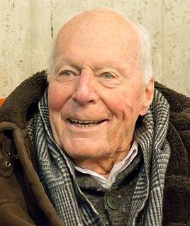 Gottfried Böhm German architect (b.1920)