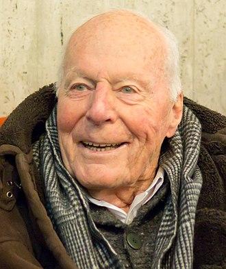 Gottfried Böhm - Gottfried Böhm in 2015