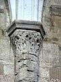 Gournay-en-Bray (76), collégiale St-Hildevert, nef, 3e doubleau, chapiteau côté nord.jpg