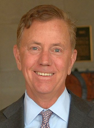 2018 Connecticut gubernatorial election - Image: Governor Ned Lamont of Connecticut, official portrait (cropped)