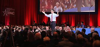 Scott Walker (politician) - Walker speaking at the 2015 Conservative Political Action Conference