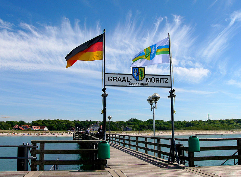 Graalmüritz - foto Wikipedia - source User:Nikater