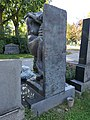 Grab von Alfred Hrdlicka auf dem Wiener Zentralfriedhof (3).JPG