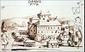 Gradac Castle - Valvasor.jpg