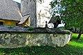 Grafenstein Saager Filialkirche Sankt Anna Ausschnitt mit Friedhofsmauer 22092011 527.jpg