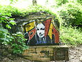 Graffiti Zorgo hid alatt.JPG