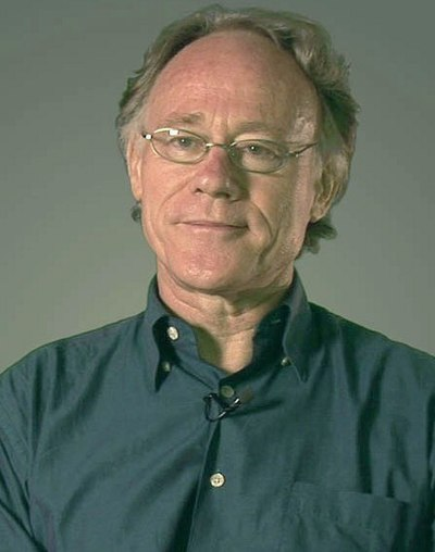 Picture of an author: Graham Hancock
