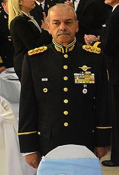 Nuevo Jefe del Ejercito. Veterano de Guerra. Veni, conocelo