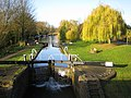 Grand Union Canal, Lock 53 in Berkhamsted - geograph.org.uk - 290412.jpg