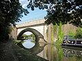 Grand Union Canal - Railway Bridge at Pitstone - geograph.org.uk - 1506994.jpg