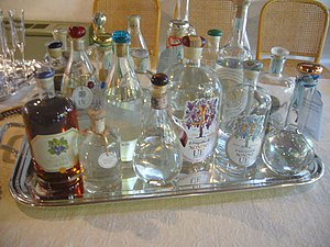 Grappa - A selection of grappas